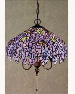 fixtures old lamps glass antique of light hanging large vintage size chandelier lamp stained shades
