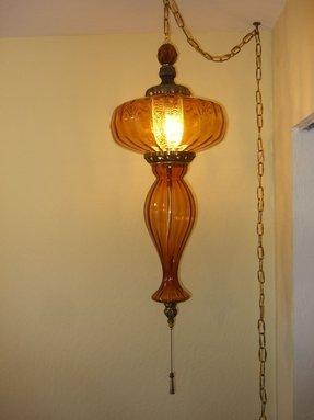 Swag Lamp Parts 3