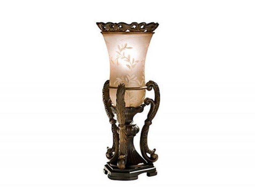 Etonnant Uplight Table Torchiere Lamp