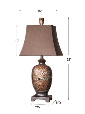 Uttermost carolyn kinder amarion table lamp 26314