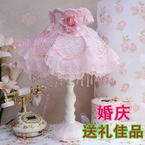 Shabby Chic Vintage Table Lamp Foter