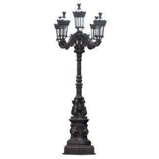 Vintage Cast Iron Lamp Light Ideas On Foter