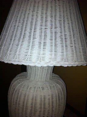 Wicker Table Lamp Ideas On Foter