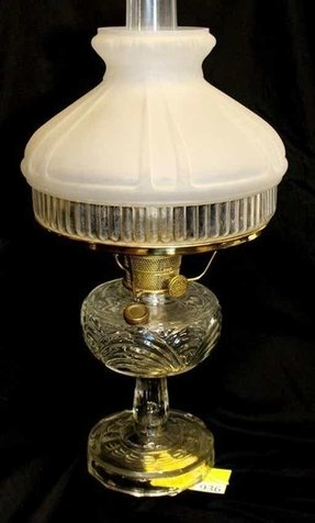 Aladdin lamp shade