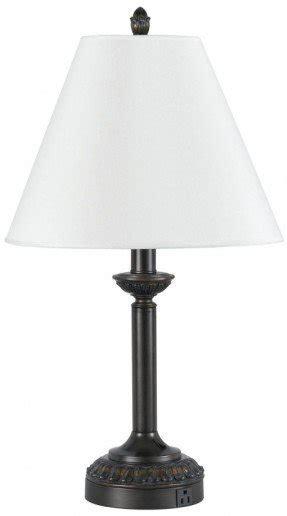 Bon Antique Bronze Base Table Lamp 2
