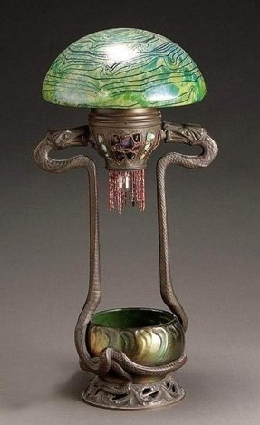 Antique Bronze Base Table Lamp Foter
