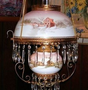Victorian Hanging Lamps - Foter