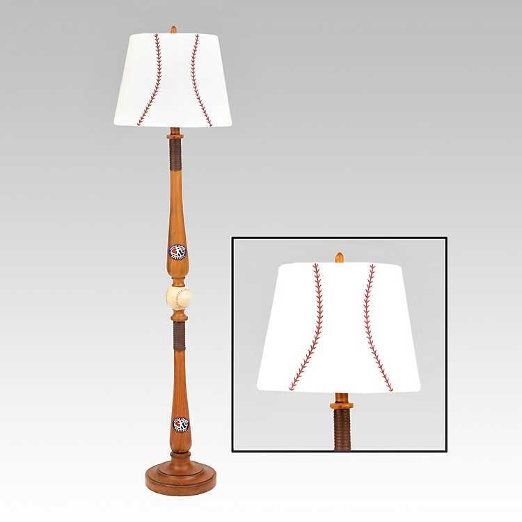 Baseball Floor Lamp