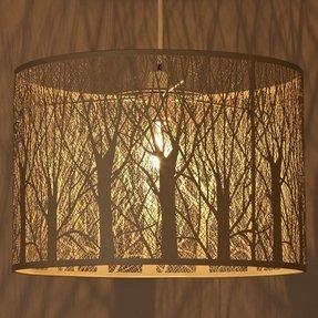 Carousel Lamp Foter