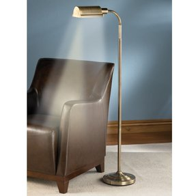 Cordless reading lamp