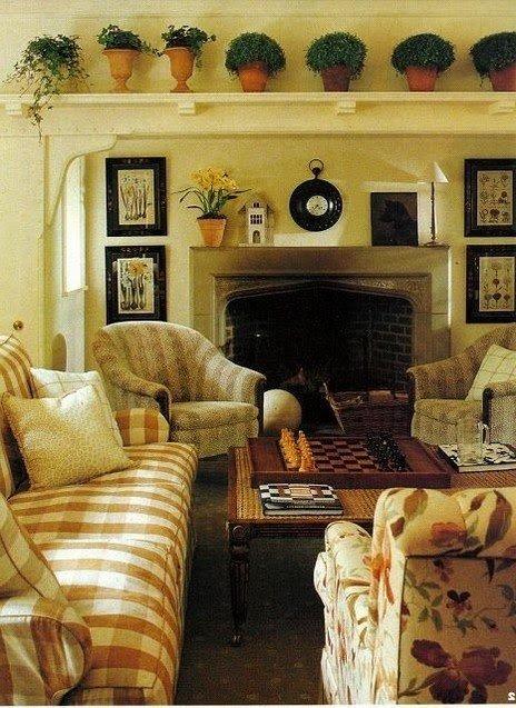 Cottage Living Room Furniture 3