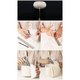 Deco lamp shades
