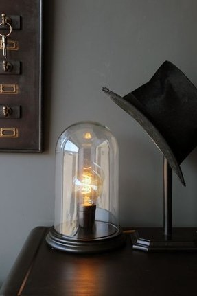Dome table lamp 11