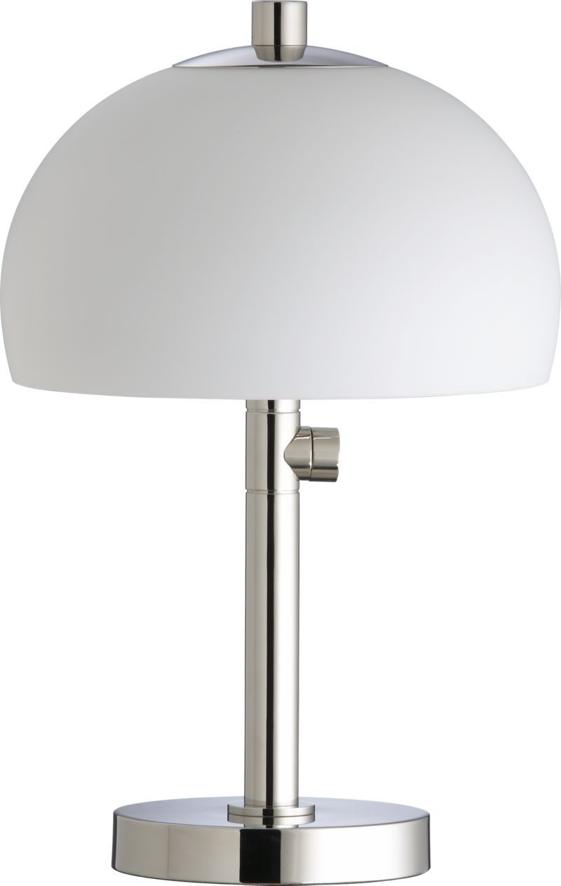Attirant Dome Table Lamp 18
