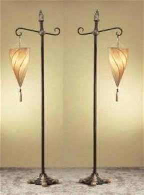 Hanging shade floor lamp foter hanging shade floor lamp 35 aloadofball Images