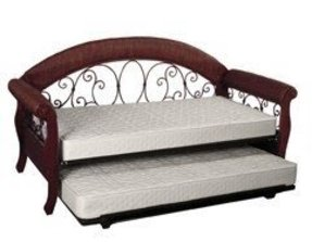Daybed With Pop Up Trundle Wood For 2020 Ideas On Foter
