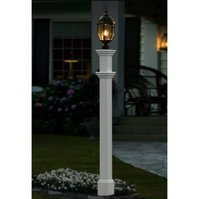 Lamp Post Cover Ideas On Foter
