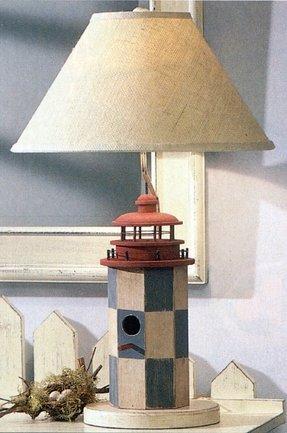Nautical lighthouse lamp foter nautical lighthouse lamp 24 aloadofball Gallery