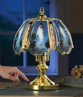 Nautical lighthouse lamp 26