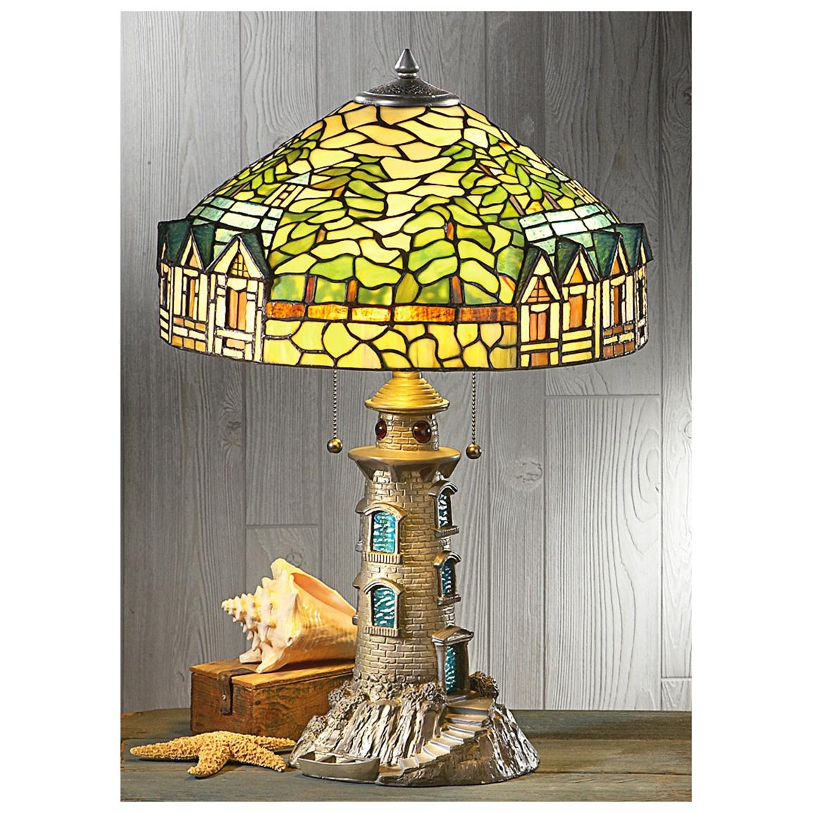 Lovely Nautical Lighthouse Lamp 32
