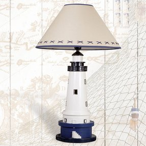 Nautical lighthouse lamp 7