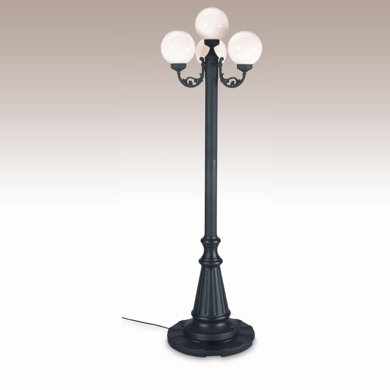 Outdoor l& post globes  sc 1 st  Foter & Outdoor Lamp Post Globes - Foter