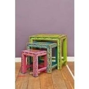 Moroccan Nesting Tables Ideas On Foter