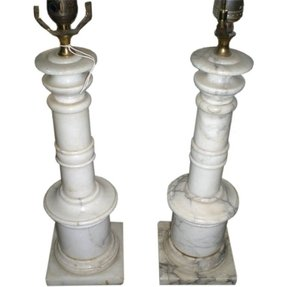 Antique Marble Lamps Foter
