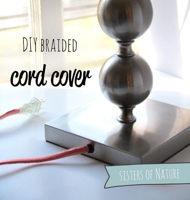 Pendant Cord Cover
