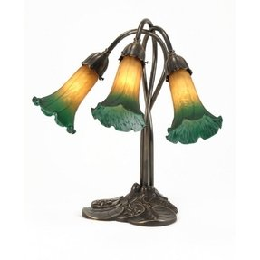 Pond lily lamp