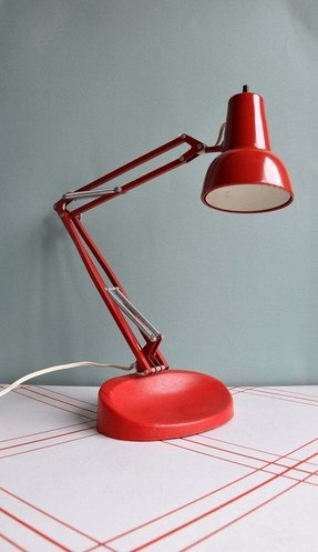 Luxo Desk Lamp Foter
