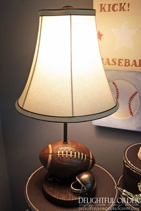 Sports Themed Lamps