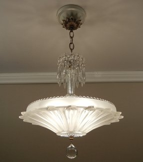 Antique Art Deco Lamps Ideas On Foter