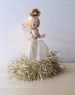 Vintage Christmas Tree Toppers 2