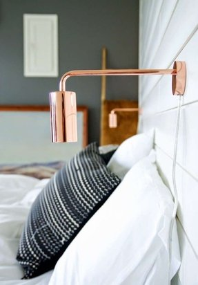 Wall mounted bedside lamps 6
