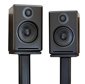 Audioengine speaker stands 1