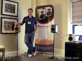 Audioengine speaker stands 2