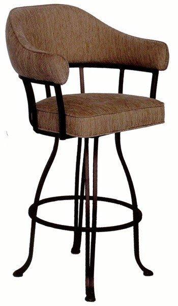 Superbe Captains Bar Arm Chair 7. 310 Bar Stool