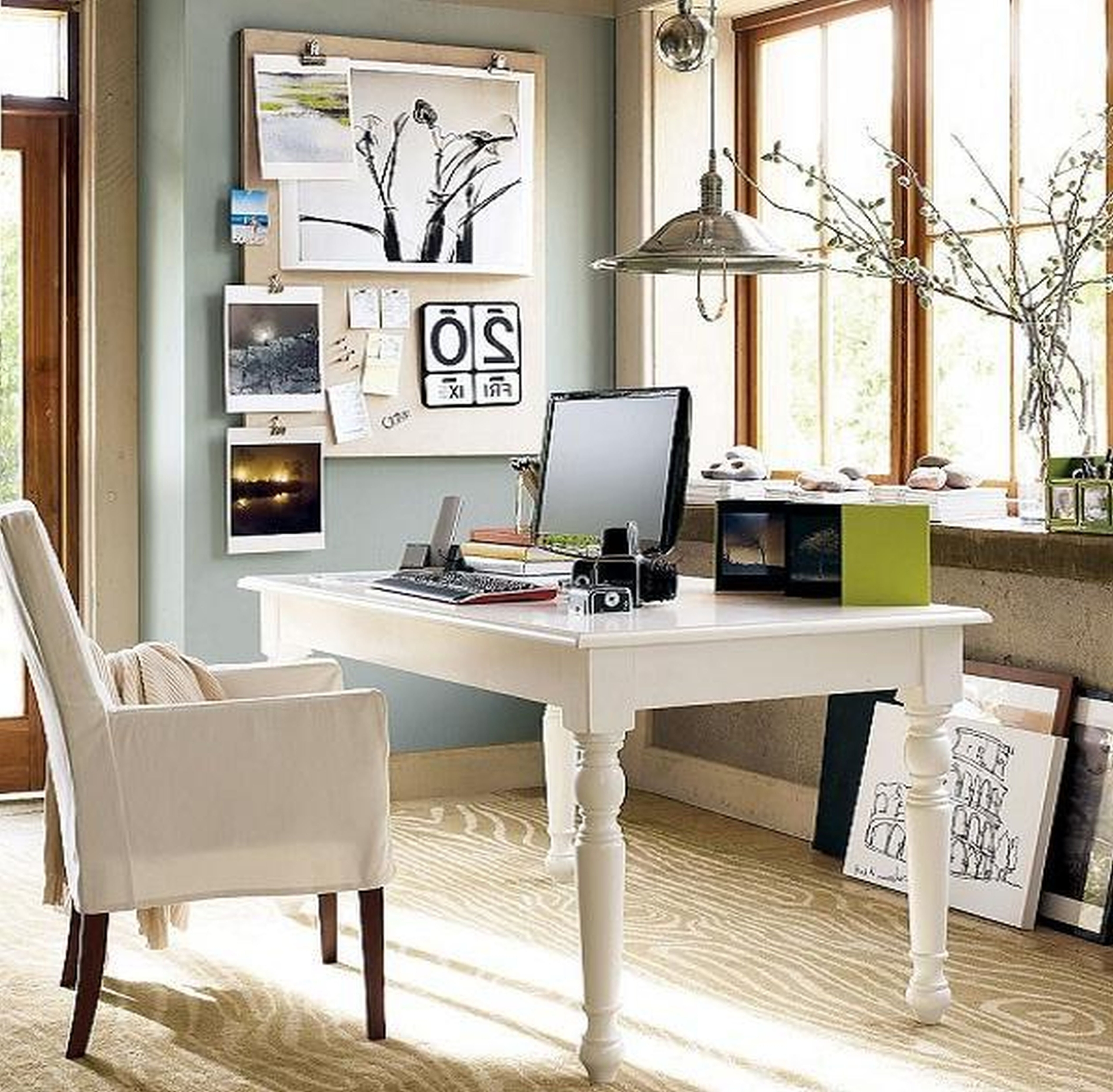 Country Style Office Furniture