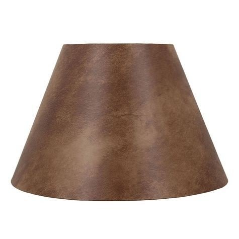 Captivating Faux Leather Lamp Shades 2