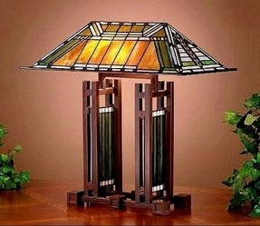 Frank Lloyd Wright Table Lamp 1