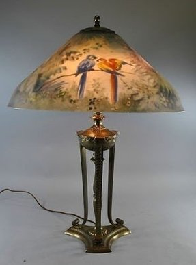 Frank Lloyd Wright Table Lamp Foter