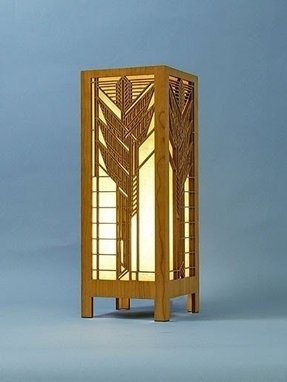 Frank lloyd wright table lamp 34