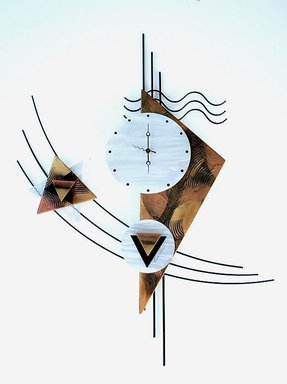 Gallery of best contemporary wall clocks 1