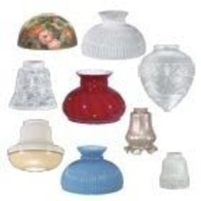 Glass lamp shade replacements foter glass lamp shade replacements 1 aloadofball Choice Image