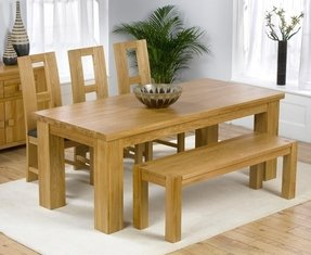 Awe Inspiring Dining Table With Chairs And Bench Ideas On Foter Gmtry Best Dining Table And Chair Ideas Images Gmtryco