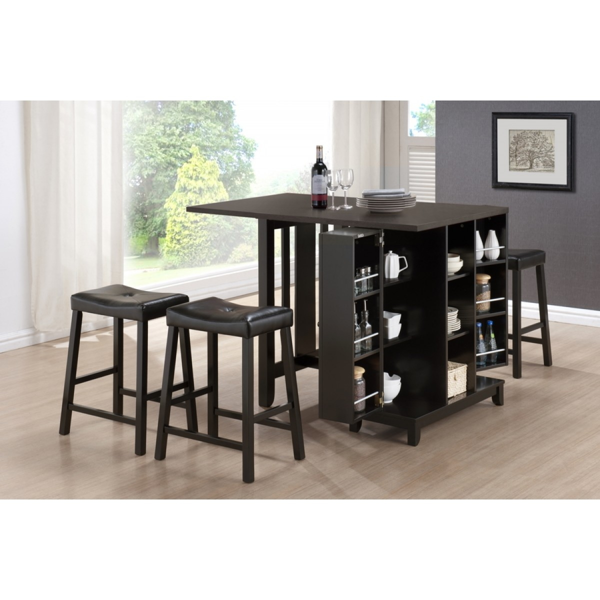 Pub table and chair sets & Pub Tables And Chair Sets - Foter