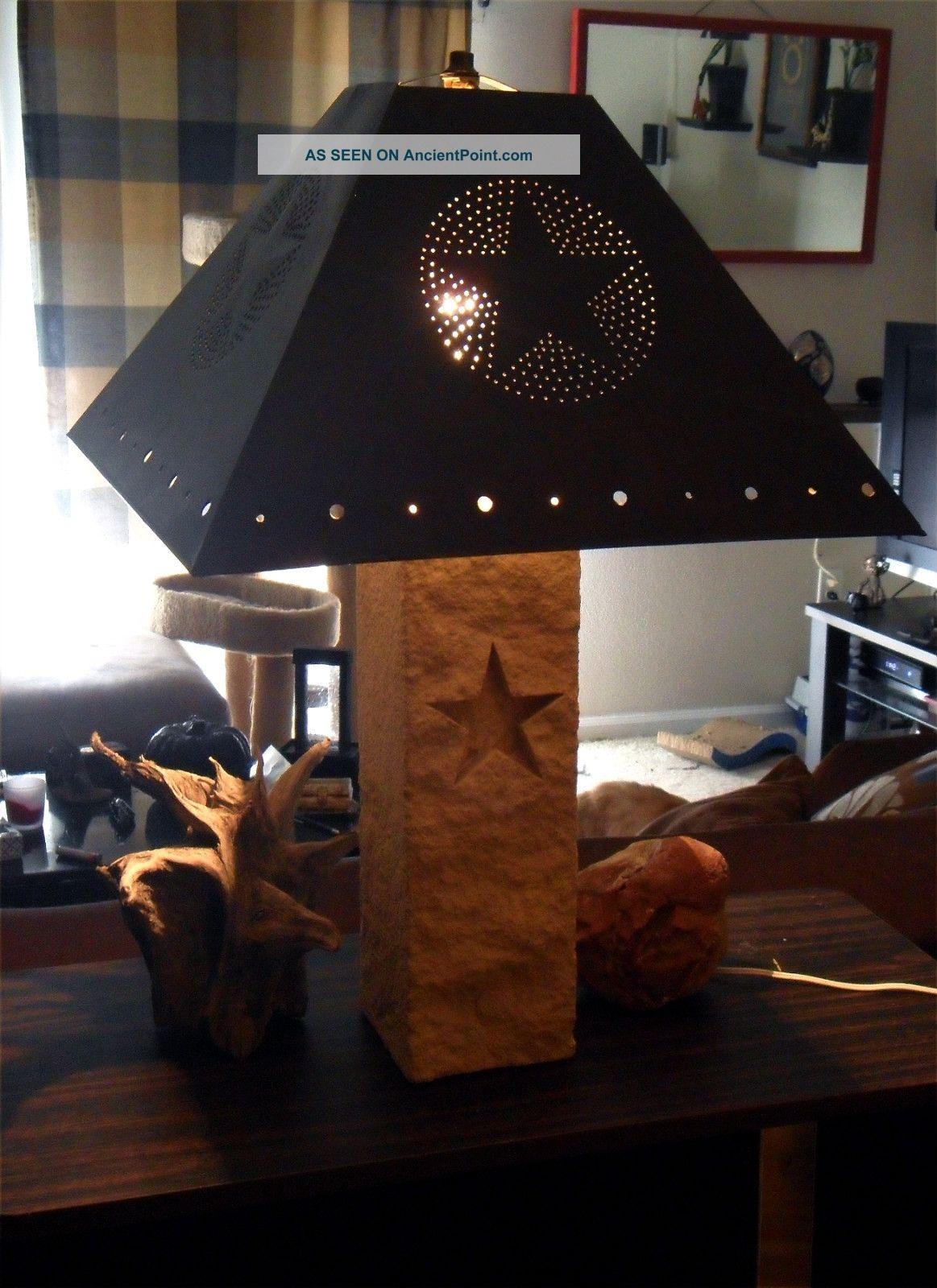 Beau Texas Star Lamp   Ideas On Foter