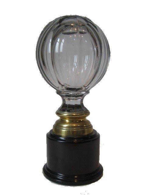 Antique Newel Post Lamp