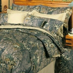 Camo Duvet Cover Queen